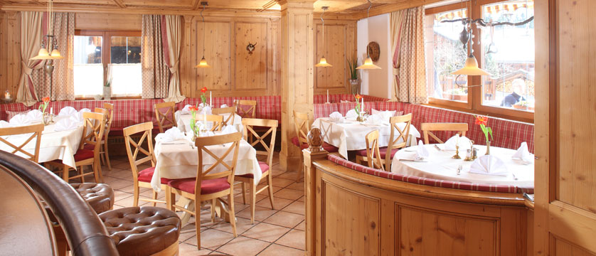 Hotel Berghof, Alpebach, Austria - restaurant interior.jpg